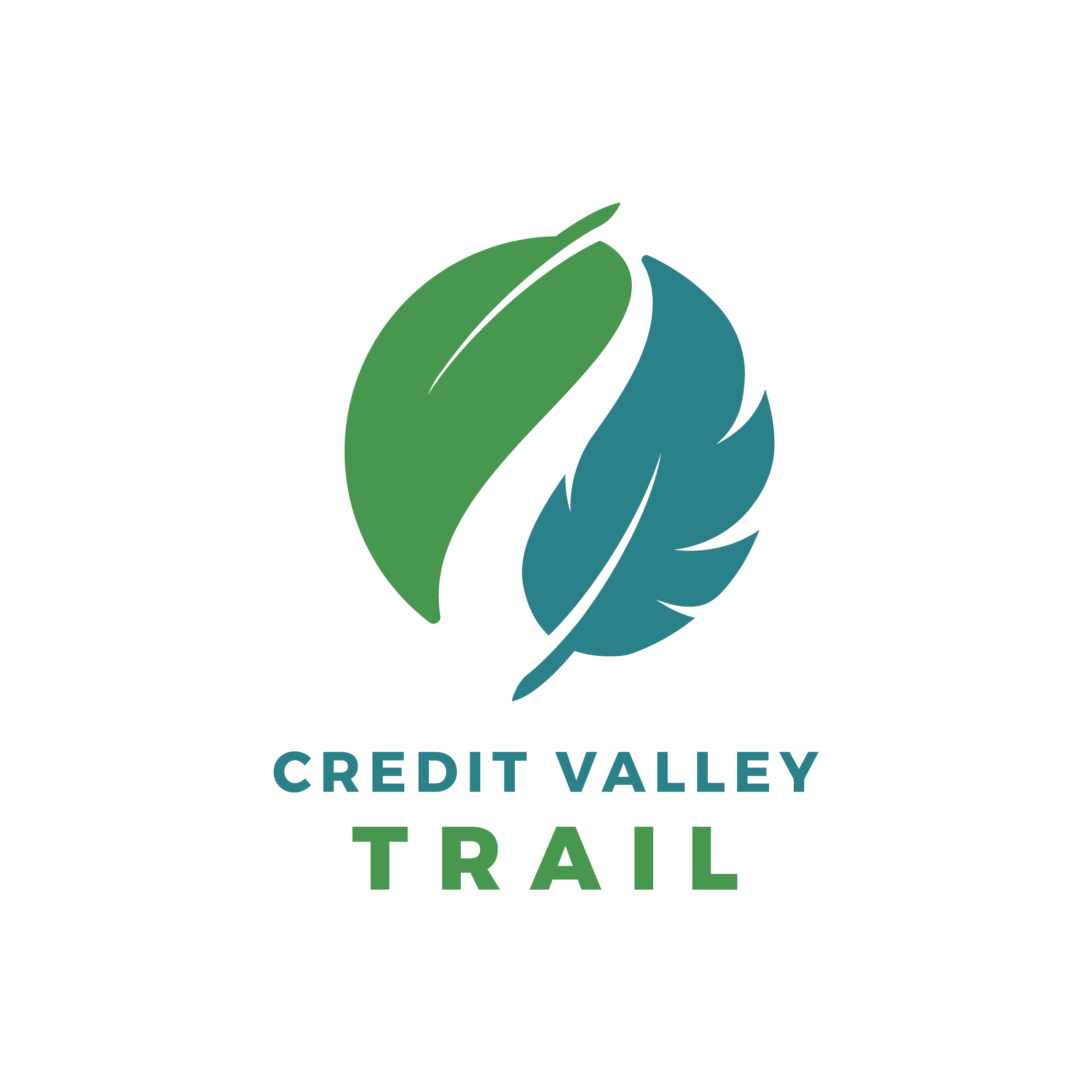 New Credit Valley Trail Logo